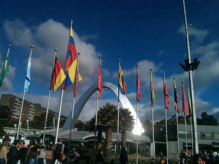 Feria de Libro 2015 - OTRI-Bogotá
