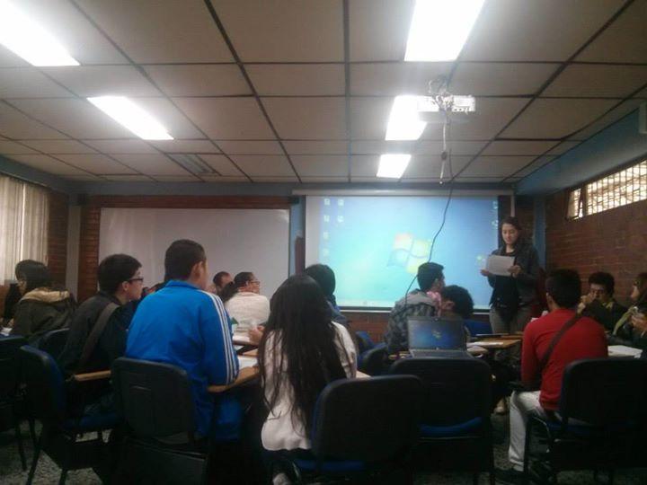Perspectiva de la Investigación y Transferencia Tecnología Grupo -OTRI-Bogotá