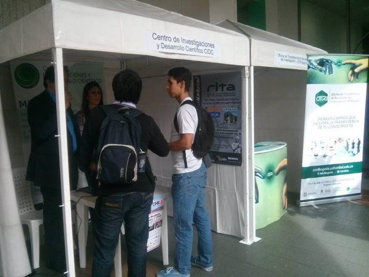 IX Feria de Movilidad Académica UD  - OTRI-Bogotá