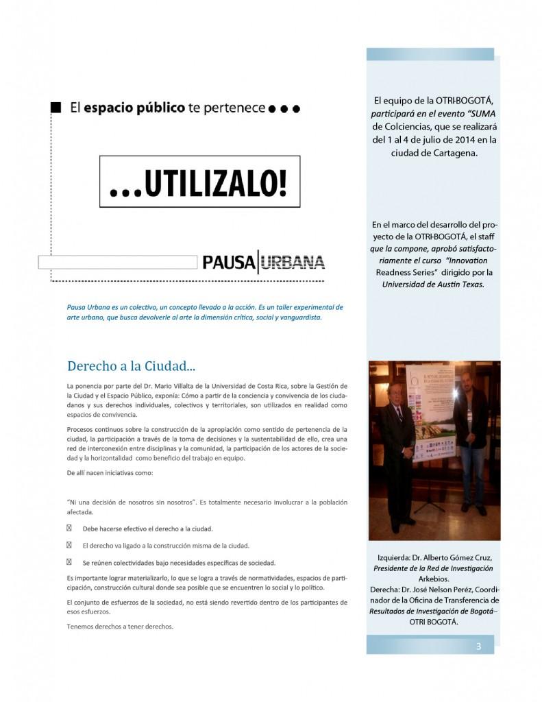 Boletin Julio3-01